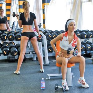Фитнес-клубы Карымского