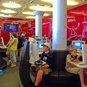 Интернет-кафе Карымского