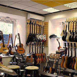 Музыкальные магазины Карымского