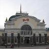 Железнодорожные вокзалы в Карымском