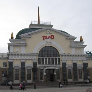 Железнодорожные вокзалы Карымского